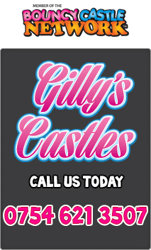 Gillys Castles - Call today on 01274 416 349 or 07795 830 302